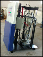Insulating glass silicone sealant extruder machine
