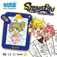 Smart Pad 2015 Hot new products for 2015 electronics kids drawing board
