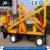 Good price diesel power hydraulic crank lift platform for sale