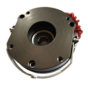 industrial brake for electric motor
