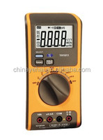 4000 counts 1000V digital Handheld multimeter with Temperature test