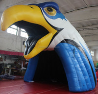 Hot !!! Inflatable eagle's tent / Indiana totem; inflatable eagle P-07