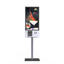 Promotional Price Wall Mounted Payment Ticketing Touch Screen Kiosk For Hosptial