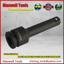 "Drop Forged Impact Extension Bar 1"" Square Drive Impact Socket Tool 100-300mm"