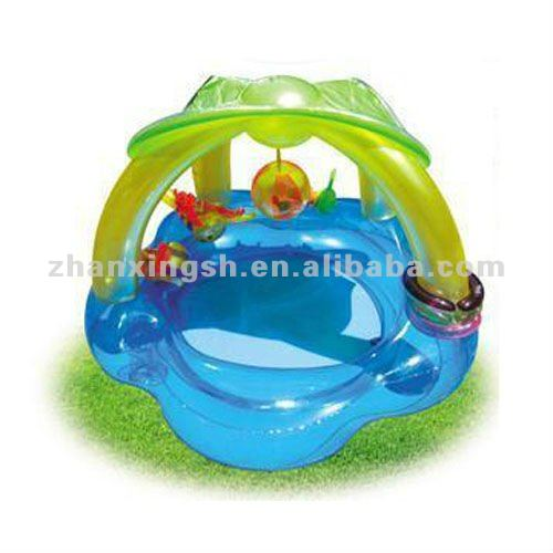 Most popular palm tree inflatable pool