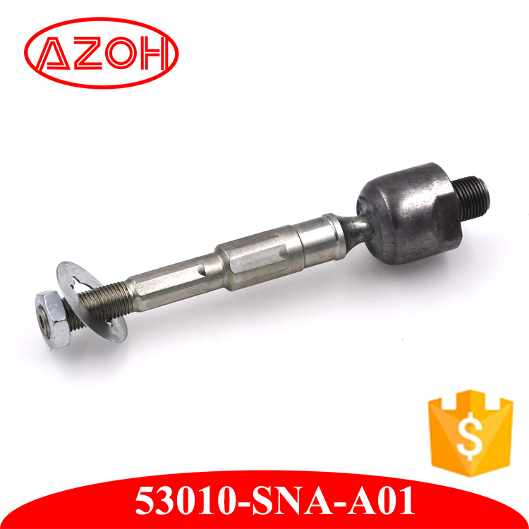 High Quality OEM 53010-SNA-A01 Suspension Steering parts Inner rack end For Hon-da ci-vic