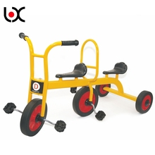 Two Seat Baby Tricycle / Baby Bicycle 3 Wheels Kids Tricycle Children / 3 Wheel Children Tricycle