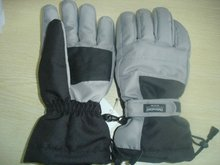 2012 men's waterproof & windproof ski gloves with thinsulate C40