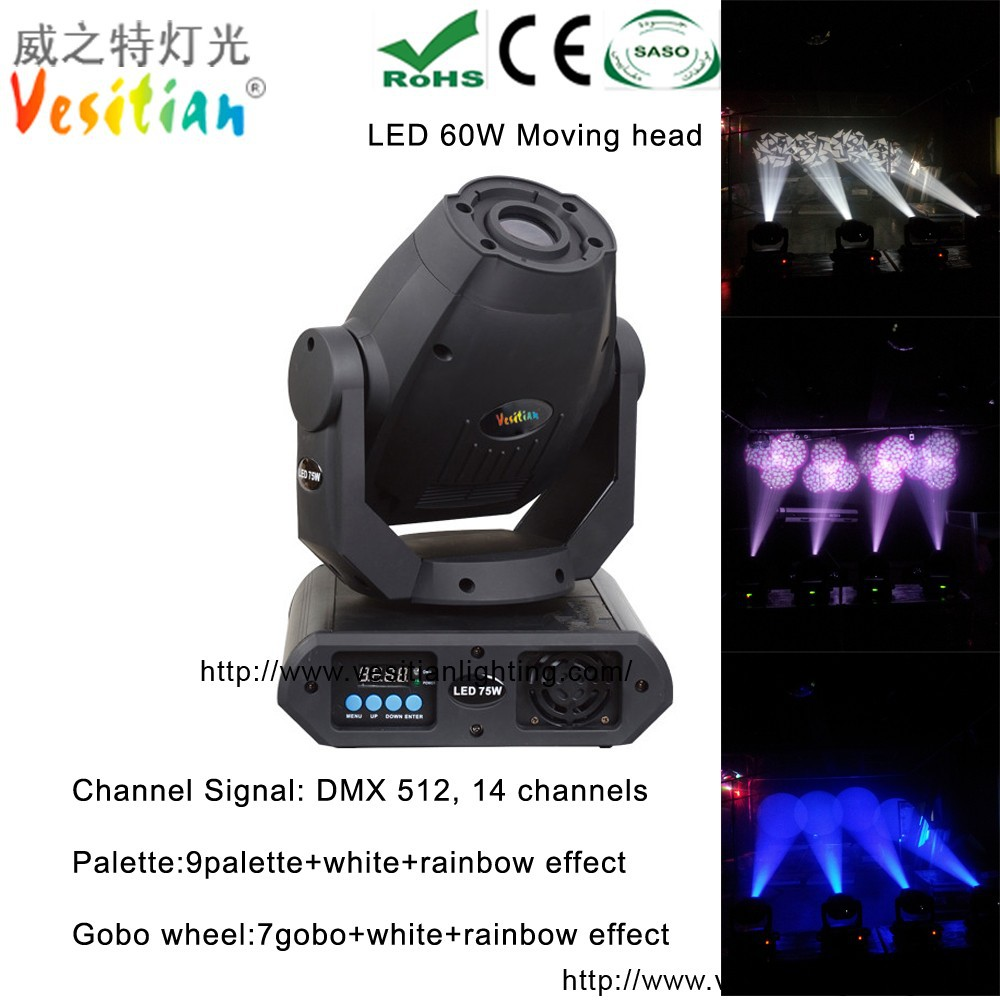 dragon mart dubai disco lights rgb led spot dmx moving 75w led beam moving head light