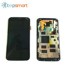 Mobile phone spare parts for Moto X2 touch screen lcd display