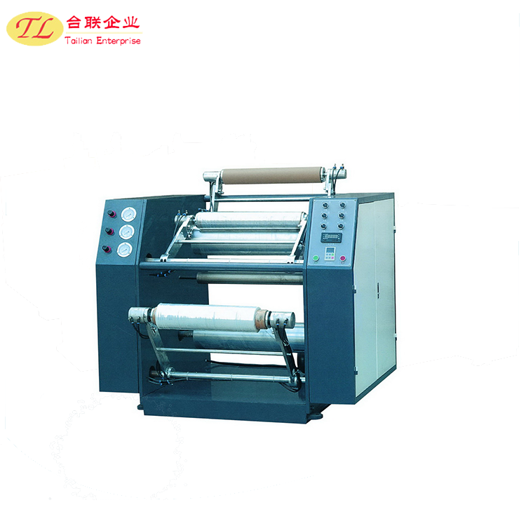 New Fashion Design high speed slitting and rewinding slitter and rewinder machine