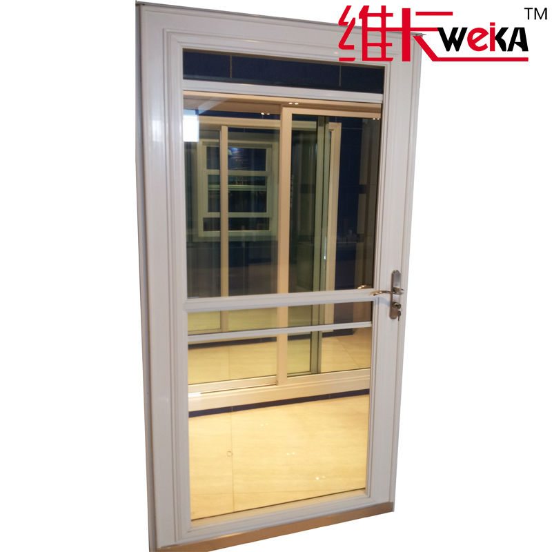 modern cheap casement aluminum door model