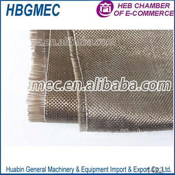 Smooth Surface Treatment Twill basalt fiber cloth supplier in Australia