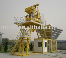 Mobile Concrete batching plant - CO-NELE Hot Product!