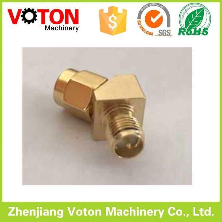 factory for sale wiring connector wifi adapter with sma/rp sma 45 degree connector