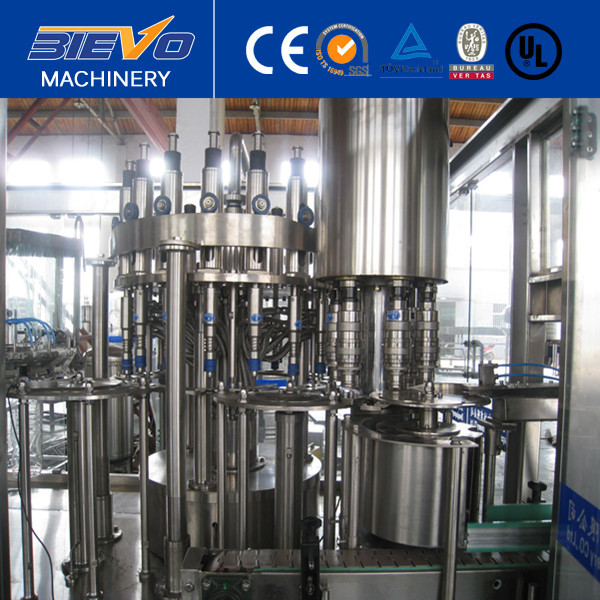 Beverage manufacturing filling machine/equipment for fruit juice
