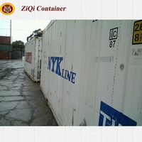 20 feet or 40 feet Used Refrigerated Containers for sale