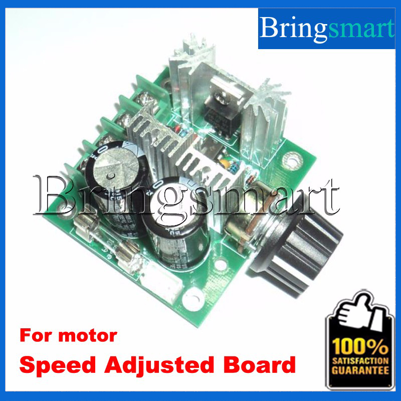 Wholesale K20 24V Speed Control Board For DC Motor Gear Box Motor Use 12V PWM DC Motor Speed Controller