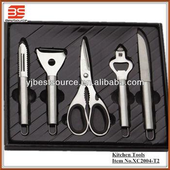 6pcs kitchen tools promotional kitchen gadget in pvc buy for Kitchen tool 6pcs set