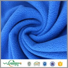 Mingwei bottom price colorful High Pile Fleece Fabric