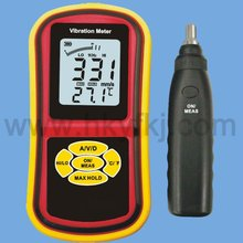 Digital Portable Vibrometer Meter (S-VM76)