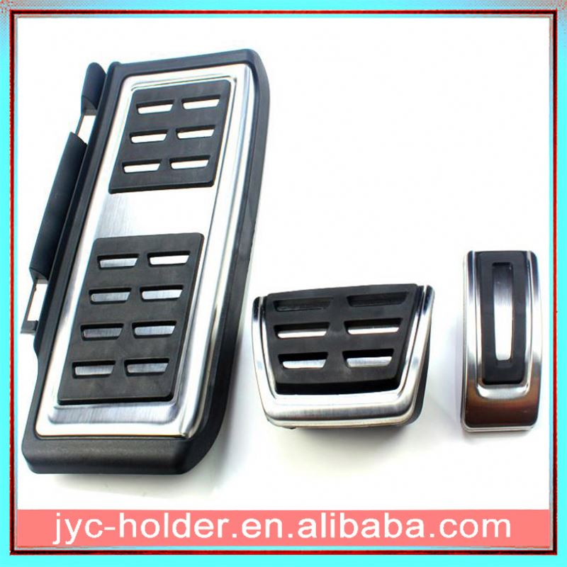 Brake pedal pad ,H0T4xj universal lighted car pedals