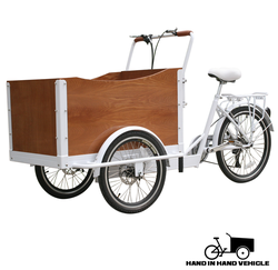 three wheel motorcycle/cargo tricycle for sale