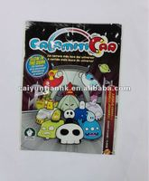 Toy packaging bag /Aluminum foil bag for toy packaging