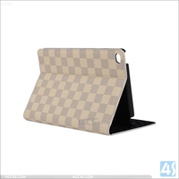 High Quality for ipad mini 4 leather cover for apple mini 4 tablet accessories