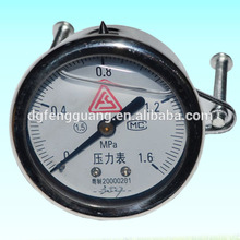 good price air pressure gauge air compressor spare parts for air pressure gauge