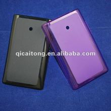 mobilephone tpu puding case for LG optimus L3 E400