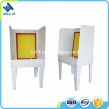 customized screen printing washout booth for t shirt priting