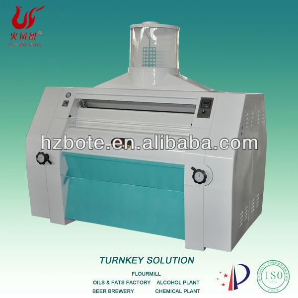 Wheat Flour mill with Low Energy Consumption and High Efficiency