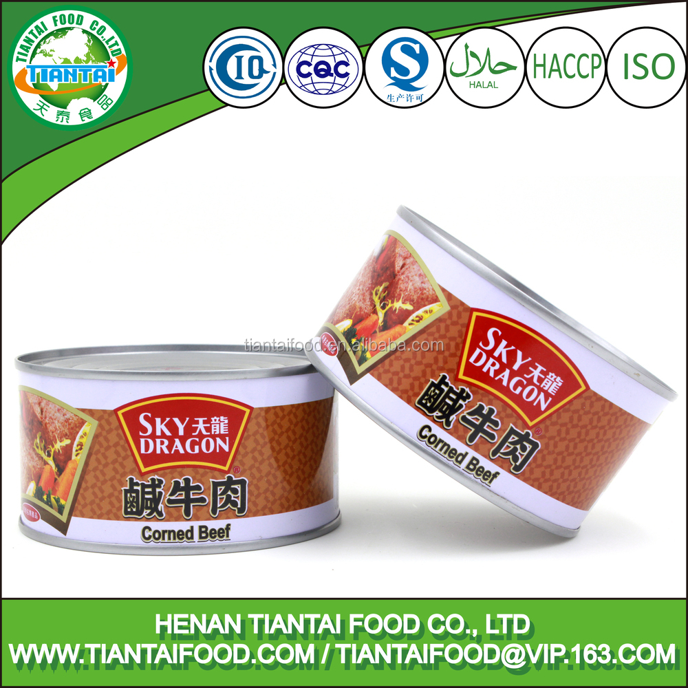 Halal Canned Food Wholesale Canned Corned Beef For Sale
