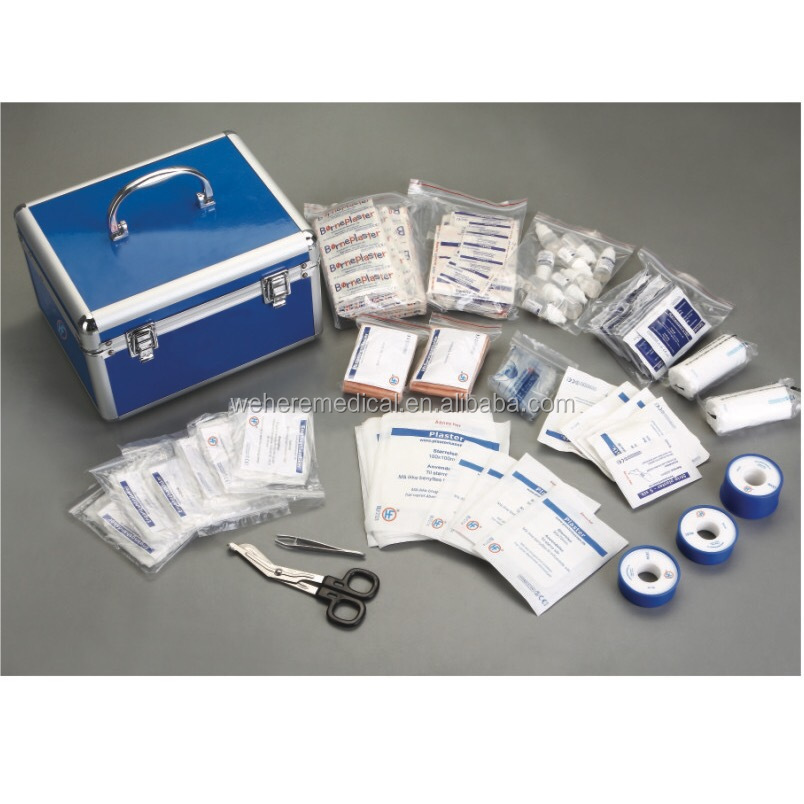 Medical First aid kit emergency tool boxes