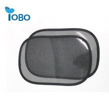 Hot Sell-2X Foldable Car Side Window Screen Car Static Cling Sunshade, Magnetic Car Window Sunshade