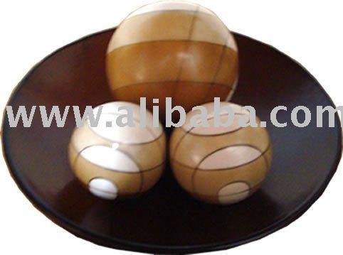 Placa de cer mica de las rayas esferas cer mica y esmaltes for Productos para ceramica