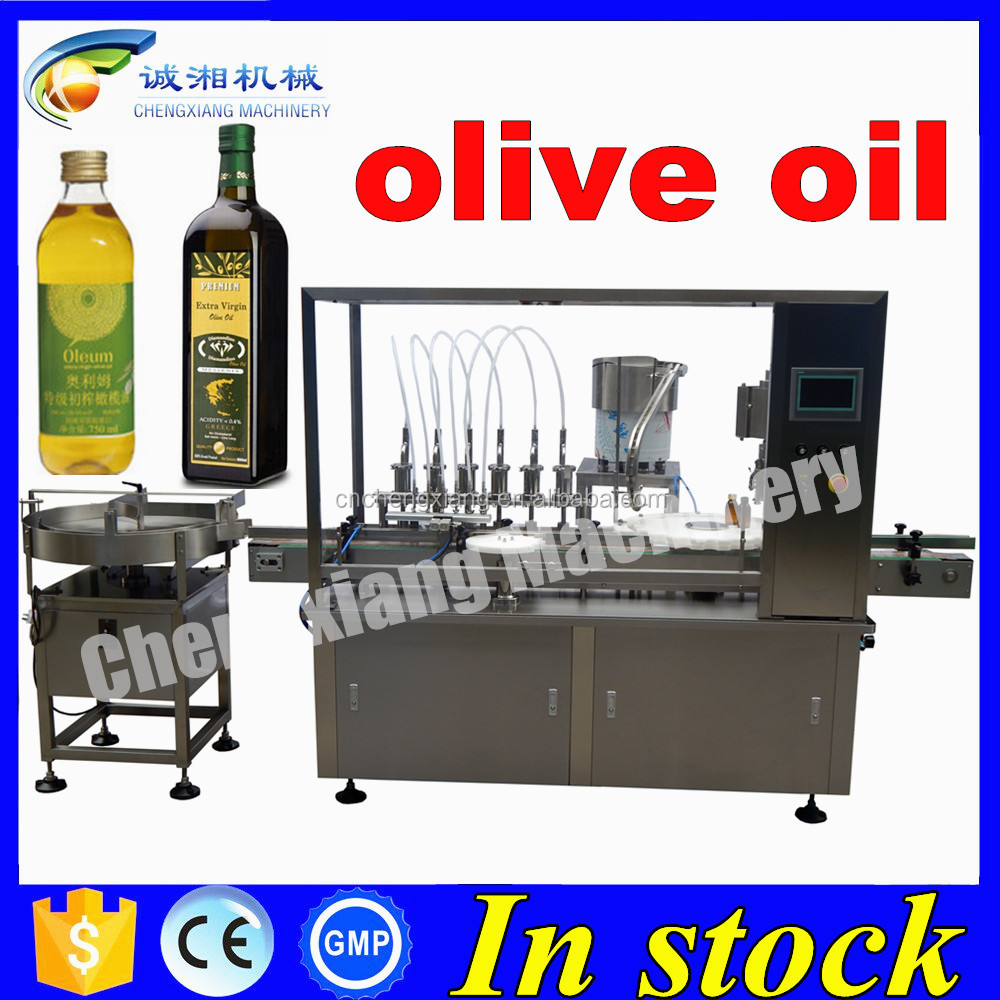 Factory price 60ml vegetable oil filling machine,auto filling machine for olive oil
