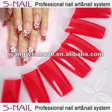 color UV gel nails nail art design pictures