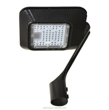 hot sale ETL DLC 4.2 110lm / watt outside commercial 150 watt 200 watt 300 watt pole post top led shoebox lighting for parking