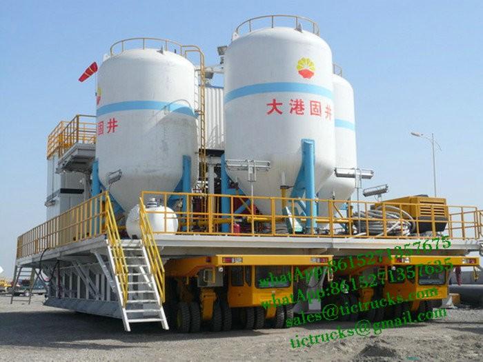 Oilfield construction of parallel transport.jpg