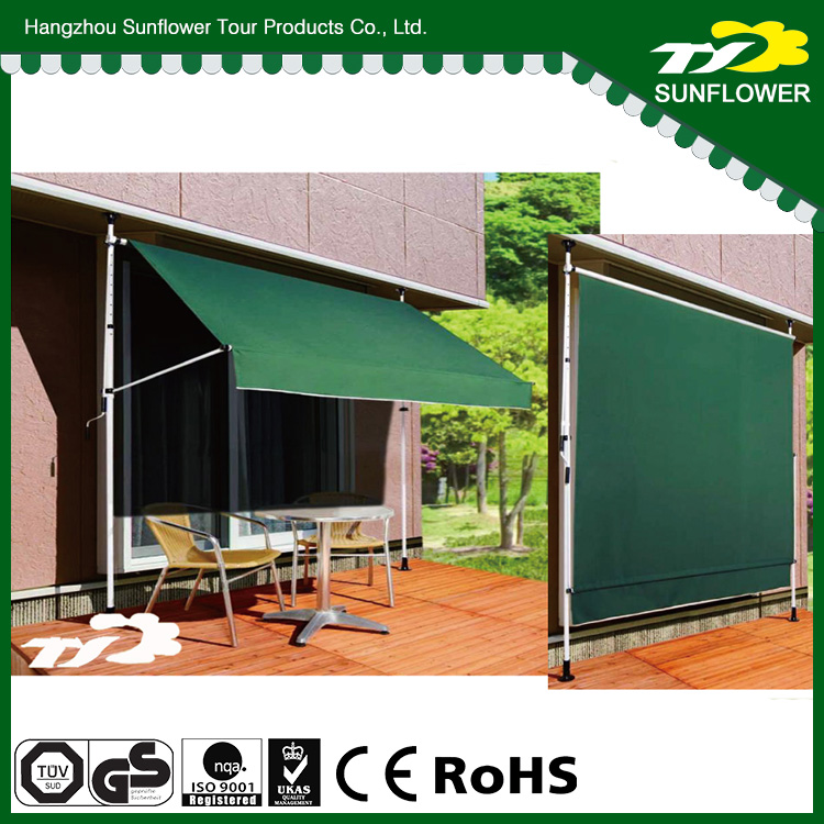 China Factory Customed Anti-Uv balcony sun shades