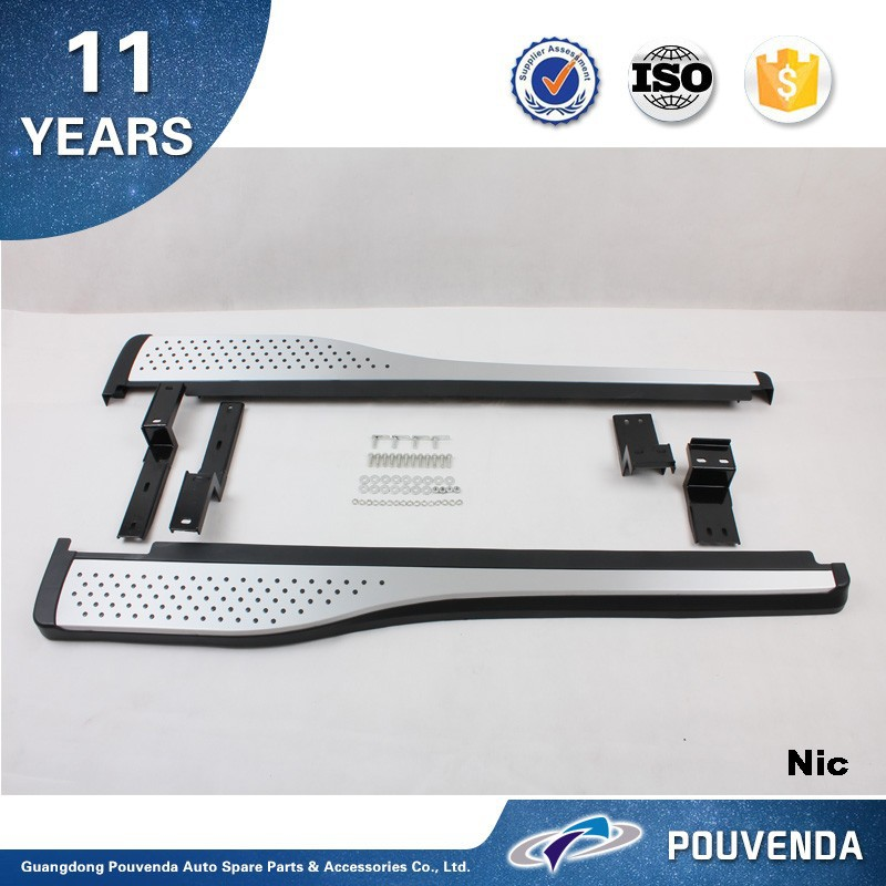 Aluminiun Running board For Honda Acura RDX 2012 Running board (Original Type) Auto accessories from pouven