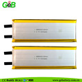 New product high-energy-density GEB8043125 3.7V 6000mah li-ion battery for drone/RC helicopter/UVN/aircraft