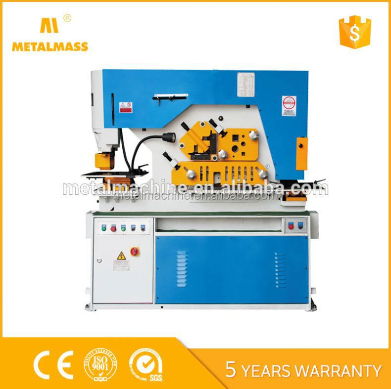 Q35Y Series Steel iron worker machine, ironworker, Q35Y series iron worker twist machine hydraulic iron worker