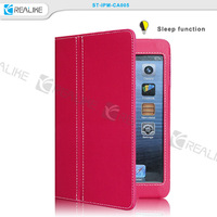 OEM best selling leather case for apple ipad mini 16gb