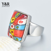 vogue jewelry western promise murano Rings