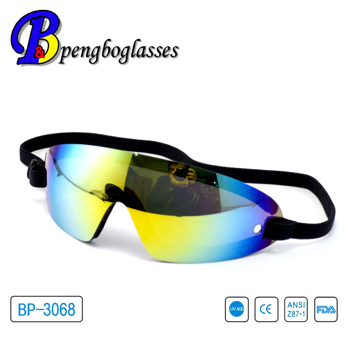 2014 Coolest horse racing goggles
