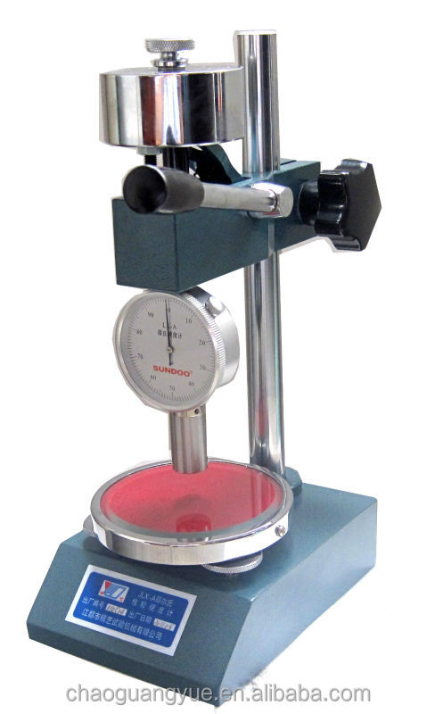 shore rubber hardness <strong>tester</strong>