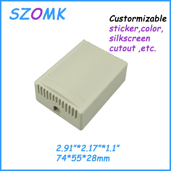 74*55*28mm enclosures electronic